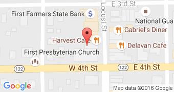 The Harvest Cafe
