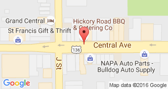 Hickory Road BBQ