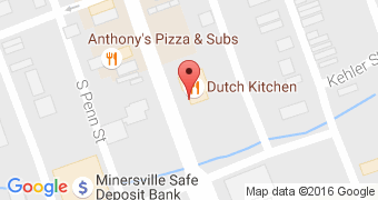 The Famous Dutch Kitchen