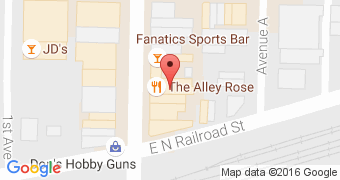 The Alley Rose