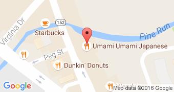 Umami Umami at Dresher Inn