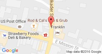 Franklin Hotel Restaurant