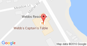 Webb's Captain's Table