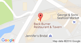 Back Burner Restaurant