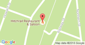 The Hitchrail bar and Restaurant