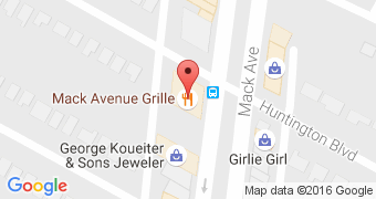 Mack Avenue Diner