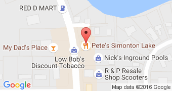 Pete's Simonton Lake Tavern