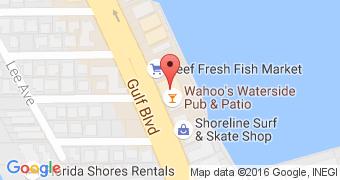 Wahoo's Waterside Pub & Patio
