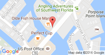 Old Fish House Marina Restaurant