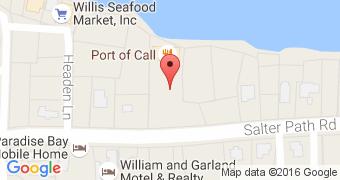 Port Of Call Restaurant