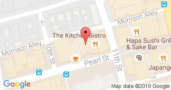 the kitchen [next door]