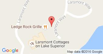 Ledge Rock Grille