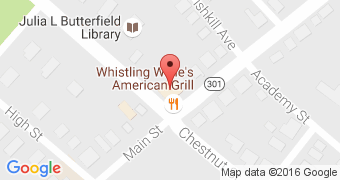 Whistling Willie's American Grill