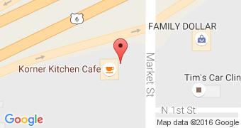 Korner Kitchen Cafe