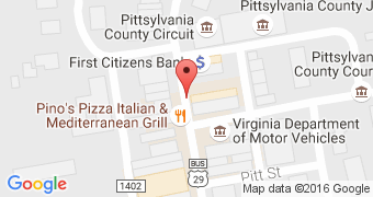 Pino's Pizza Italian Restaurant