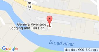 Riverside Tiki Bar