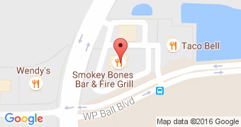 Smokey Bones Bar & Fire Grill S