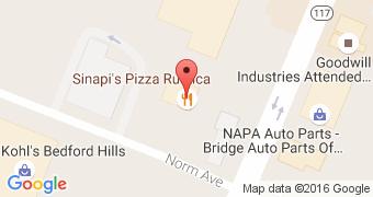 sinapis pizza rustica