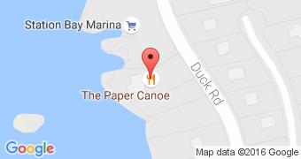 Paper Canoe