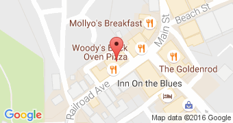 Woody's Brick Oven Pizza