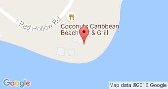 Coconuts Caribbean Beach Bar & Grill