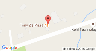 Tony Z's Apizza