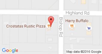 crostatas rustic pizza