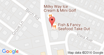 Fish and Fancy