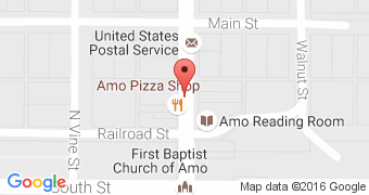 Amo Pizza Shop