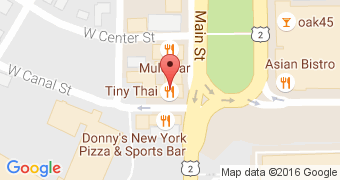 Tiny Thai Restaurant
