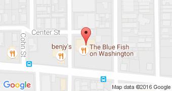 The Blue Fish on Washington
