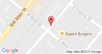 Rupe's Burgers