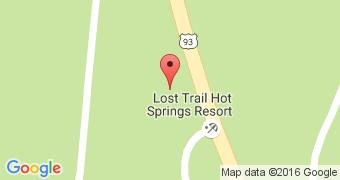 Lost Trail Hot Springs Resort Restaurant