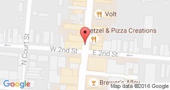 Pretzel and Pizza Creations