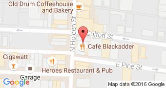 Cafe Blackadder