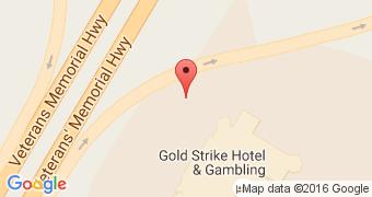 Bonanza Buffet at Gold Strike Hotel