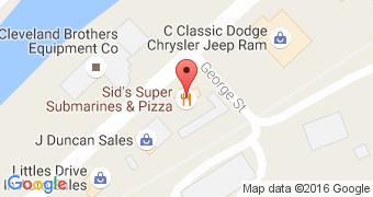Sid's Super Submarines & Pizza