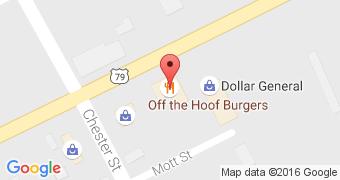 Off The Hoof Burgers