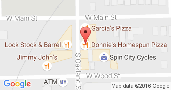 Donnie's Homespun Pizza