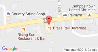 Brass Rail Deli