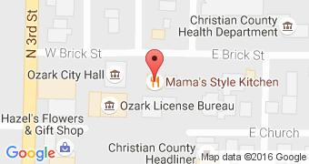 Mama's Style Kitchen