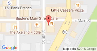 Buster's Main Street Cafe