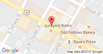 The Junk Yard Bistro