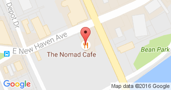 The Nomad Cafe
