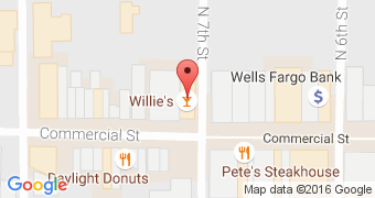 Willies Food Sports & Family