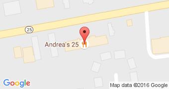 Andrea's 25