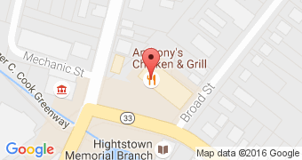 Anthony's Chicken and Grill