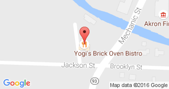 Yogi's Brick Oven Bistro