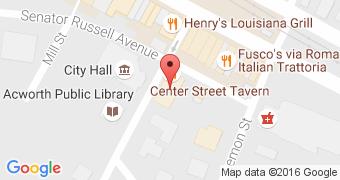 Center Street Tavern