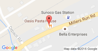Oasis Pasta House